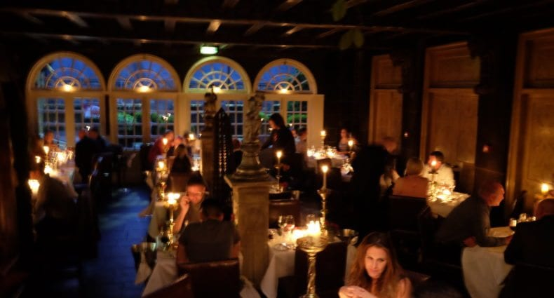 Edinburgh Restaurant Review