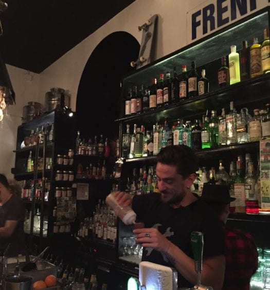 Rome Bar Review