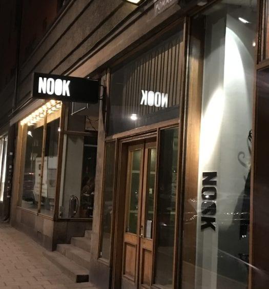 Stockholm Restaurant Review