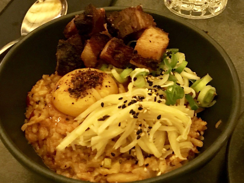 Korean Food London